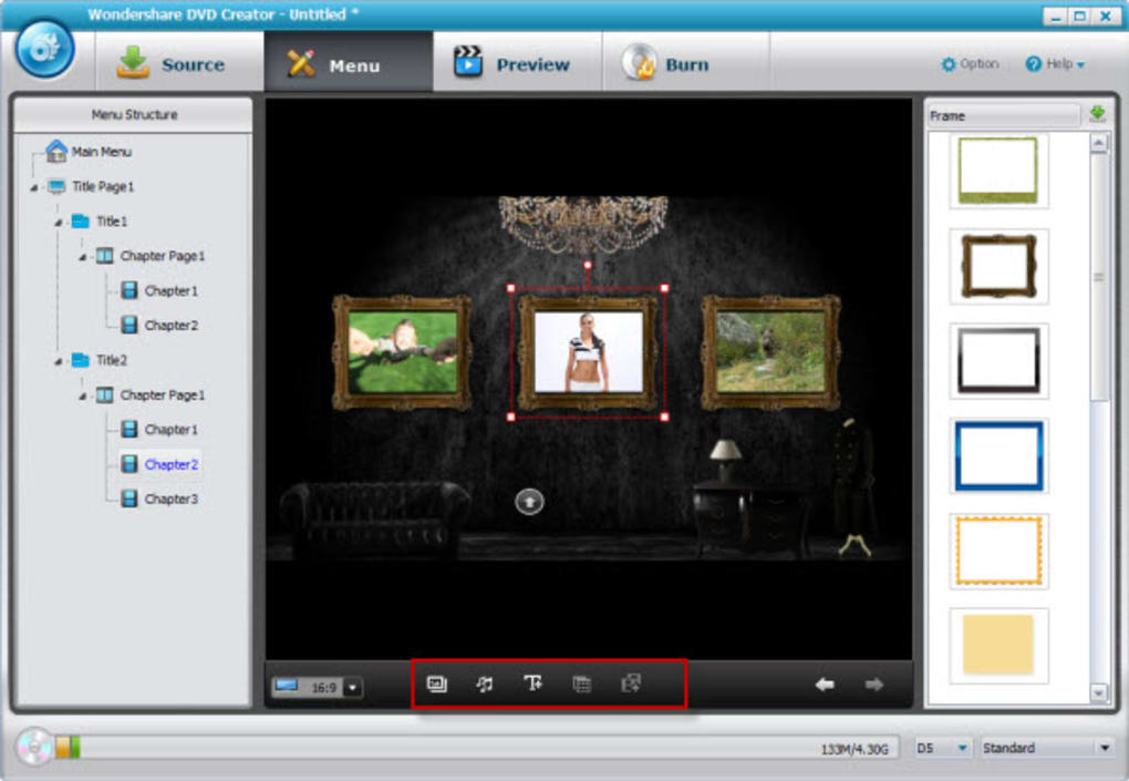 Wondershare DVD Creator - Download
