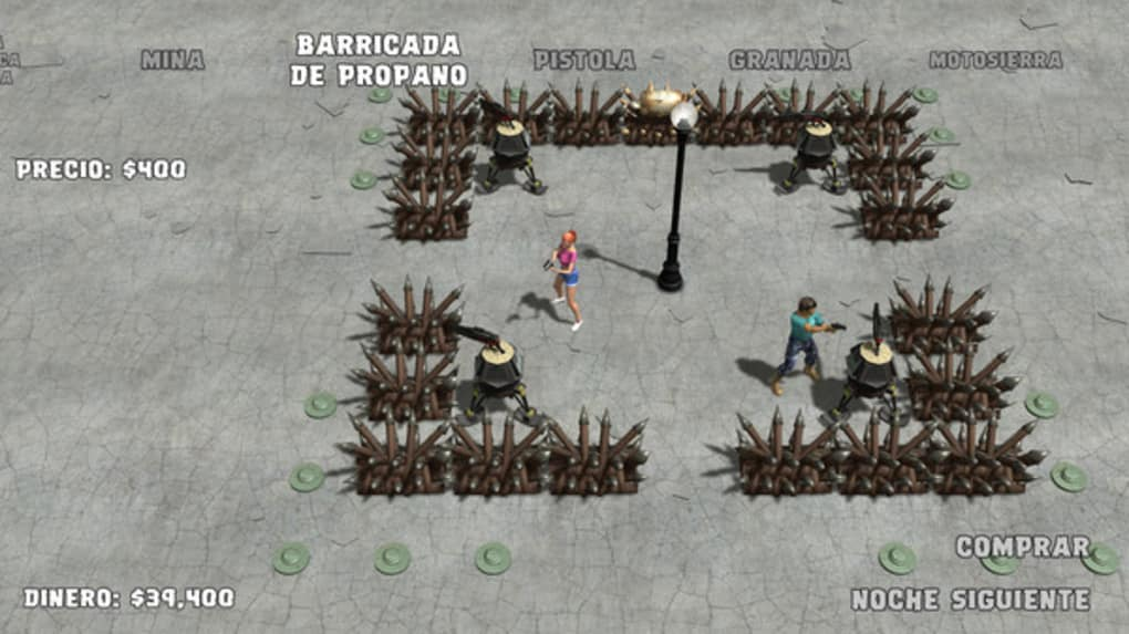 Yet Another Zombie Defense HD - Download