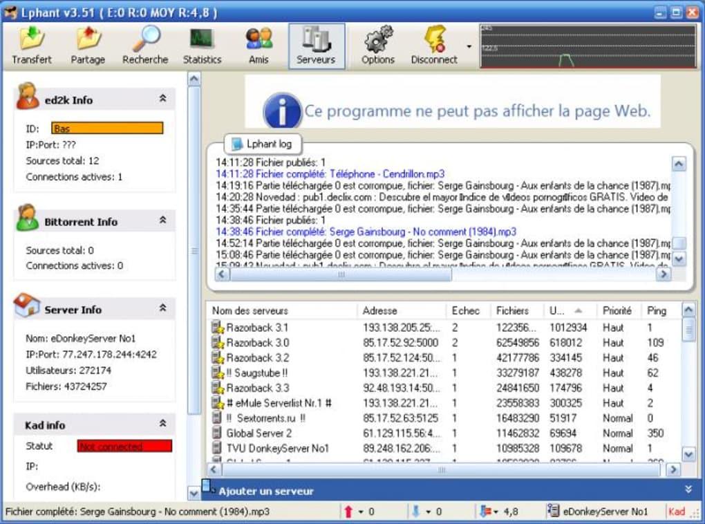 lphant 3.51 gratuit en français