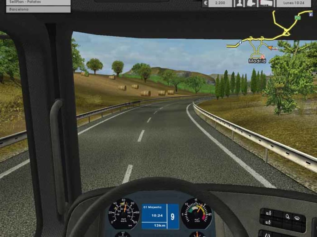 euro truck simulator 2 2017 download completo