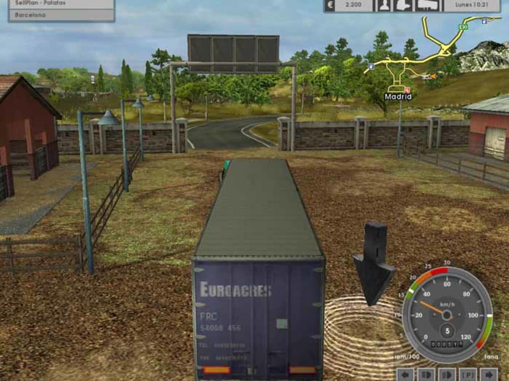 Euro Truck Simulator - Download