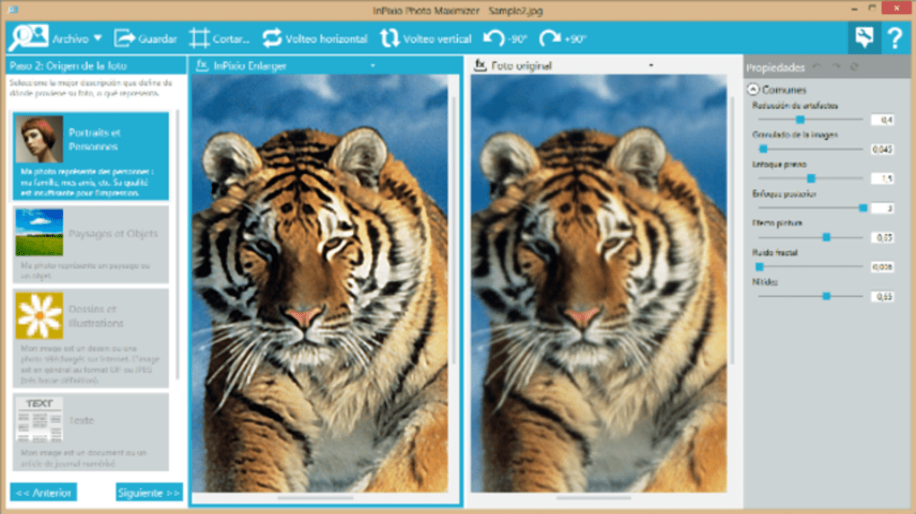 inpixio photo maximizer gratuit