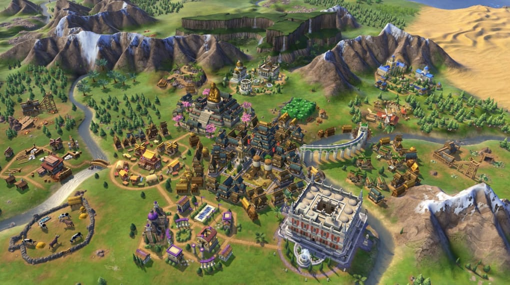 Sid Meier's Civilization VI: Rise and Fall - Download