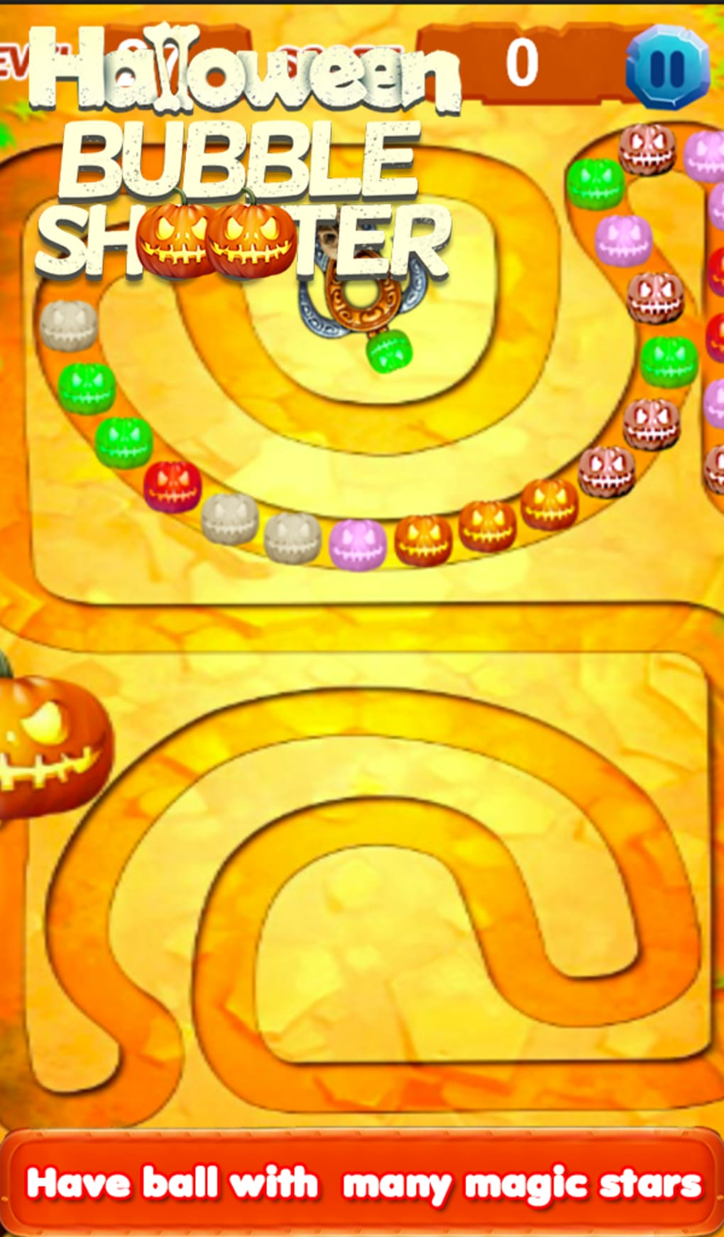 Halloween Bubble Shooter for Android - Download