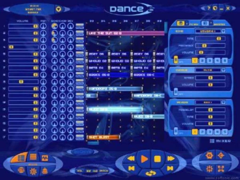 logiciel ejay dance 7 gratuit