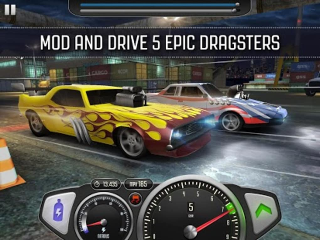 download drag racing mod apk indonesia