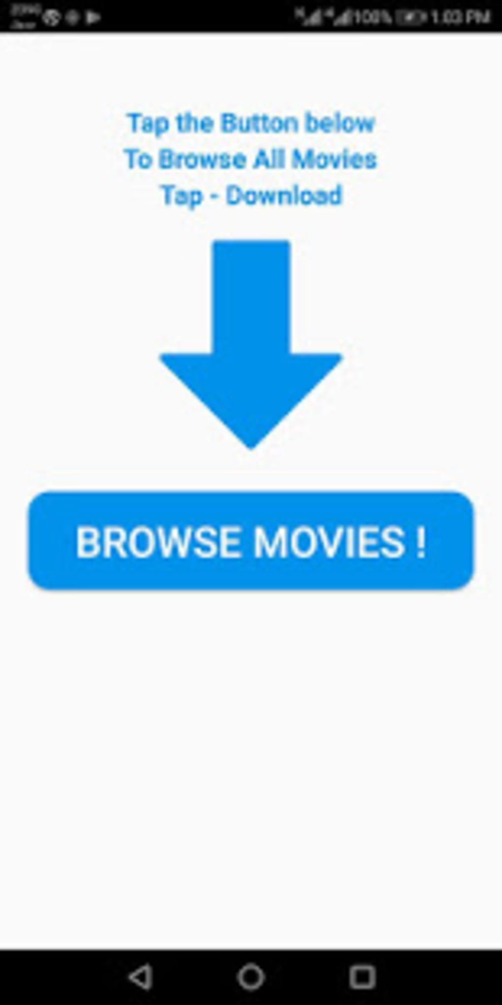 Free Full HD Movies Downloader Torrent Magnet for Android
