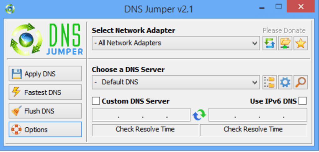 DNS Jumper - Download