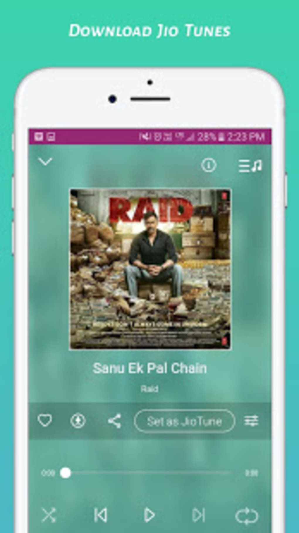 Jio Music : Set Caller Tune for Android - Download