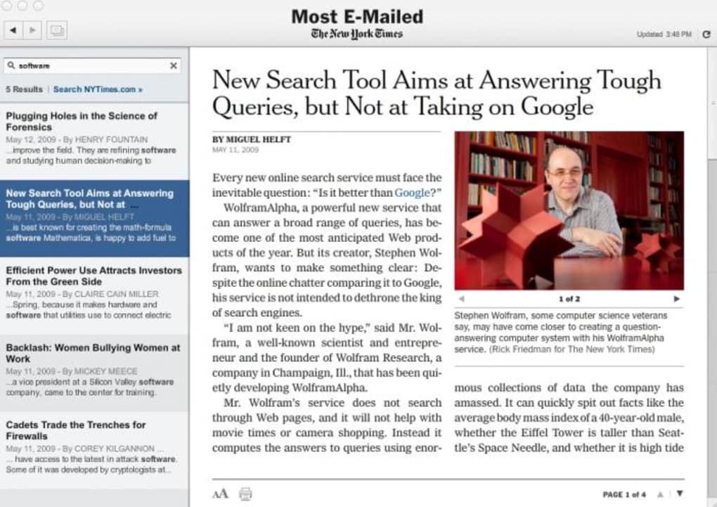 Times reader beta for mac