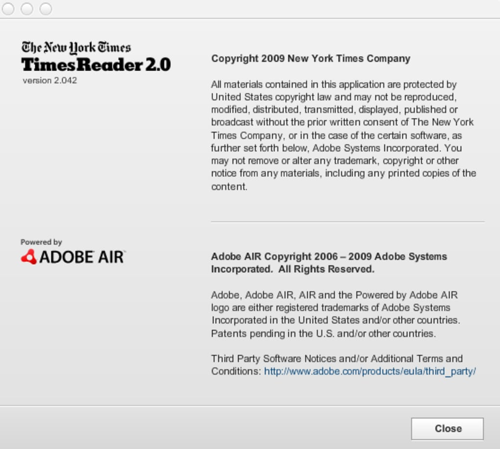 Times Reader for Mac - Download