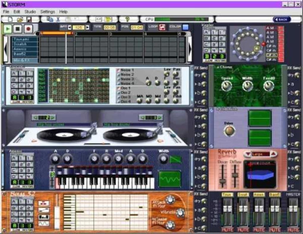 Storm Music Studio Download Circuit Maker 2000 Software Free 1 Screenshots