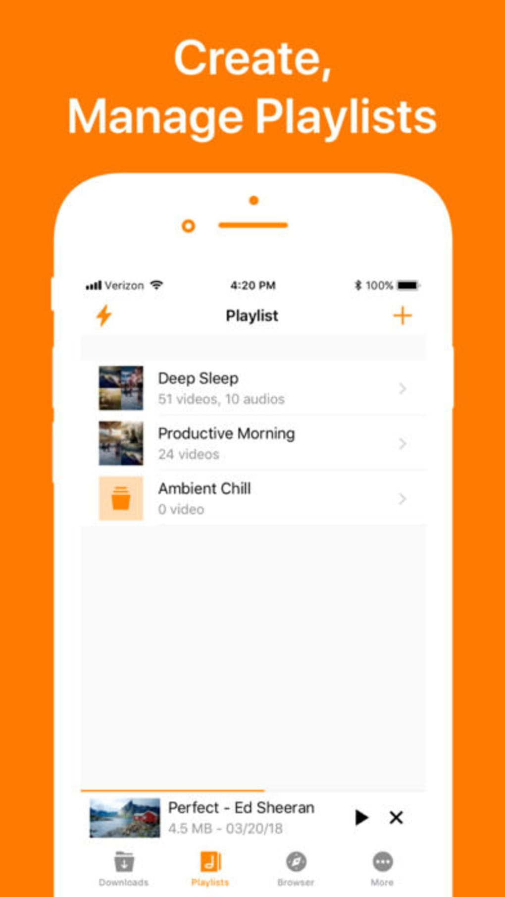 Tobify Music Video & Browser for iPhone - Download