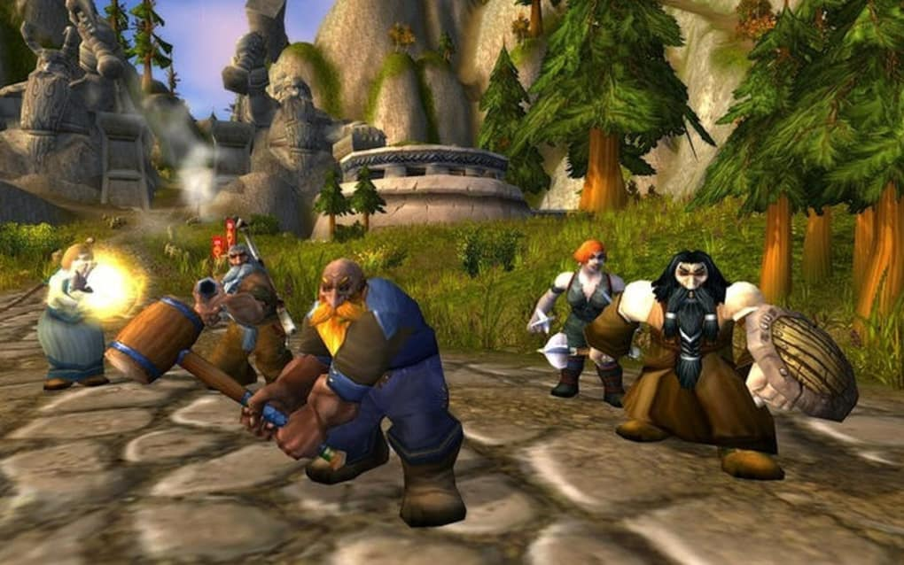 World of warcraft for mac free download.