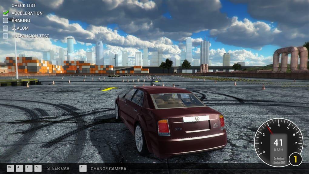 Car Mechanic Simulator 2014 for Mac - Download