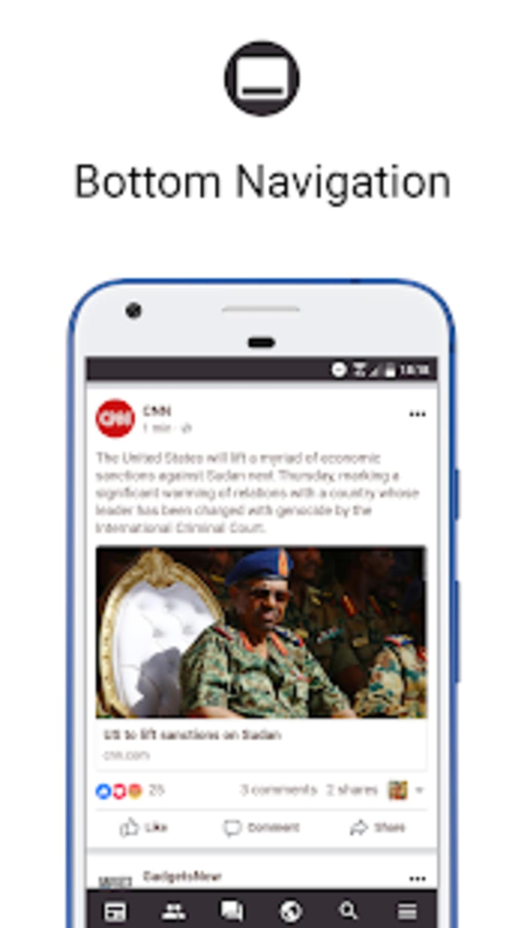 Fella for Facebook for Android - Download