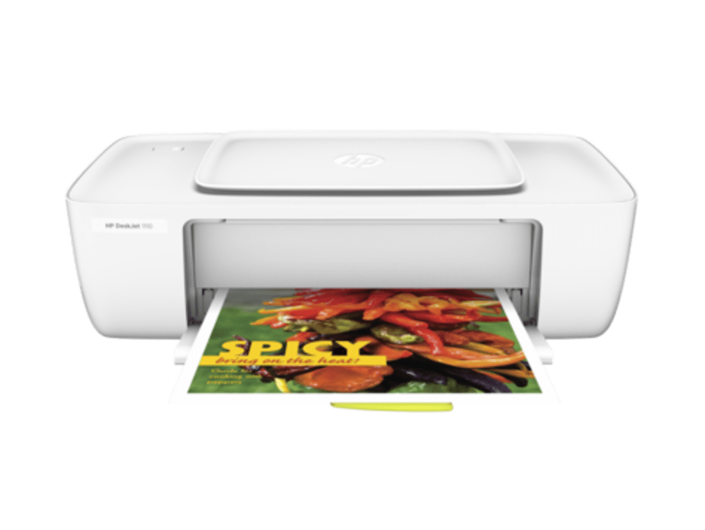 7bcf9a6636b1 HP DeskJet 1110 Printer series drivers - Download