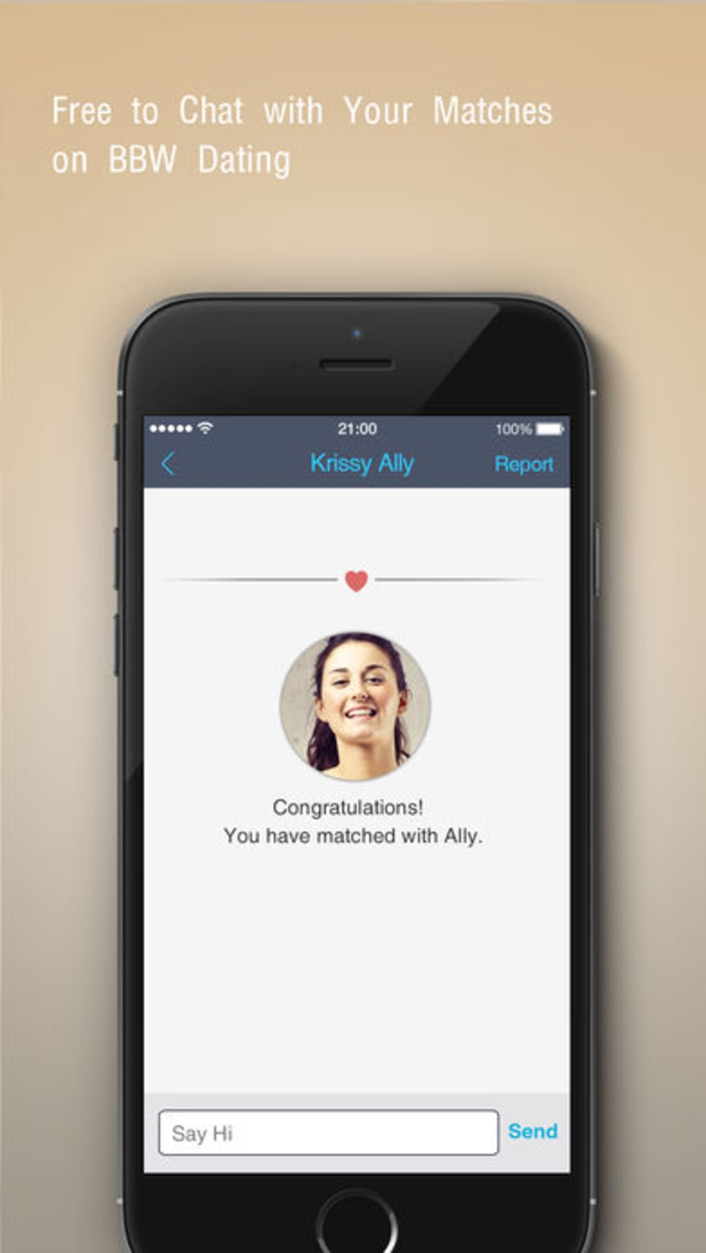 1 bbw dating app - bustr for iphone - download