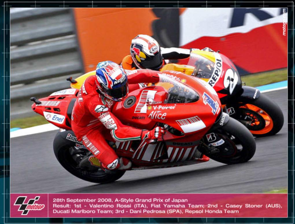 MotoGP Live! Screensaver - Download