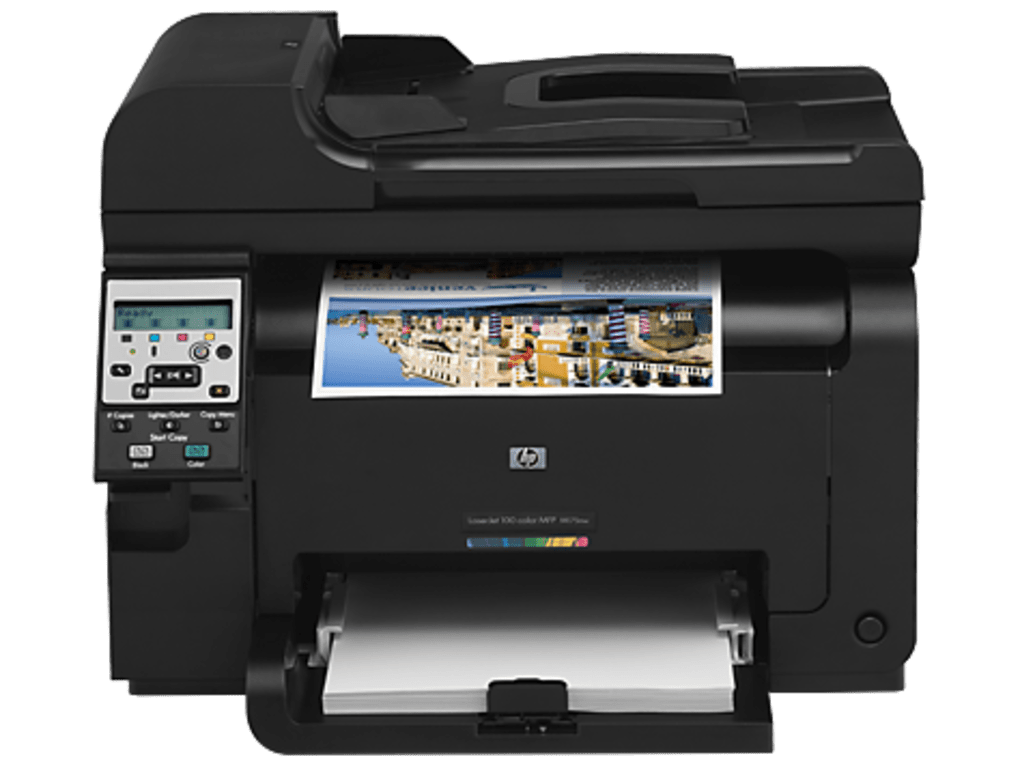HP LASERJET 100 COLOR MFP M175NW DRIVERS