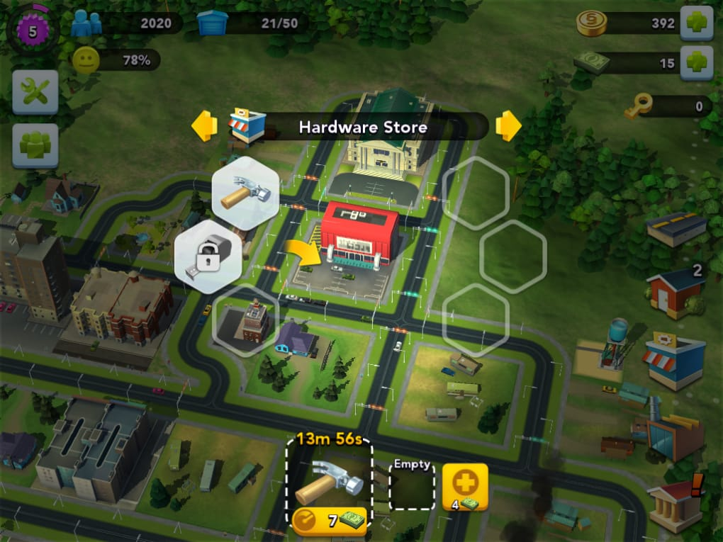 SimCity BuildIt for iPhone - Download
