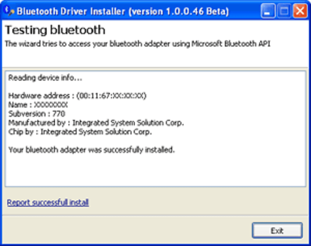 BLUETOOTH 7 WINDOWS PC C660 GRATUIT TÉLÉCHARGER TOSHIBA
