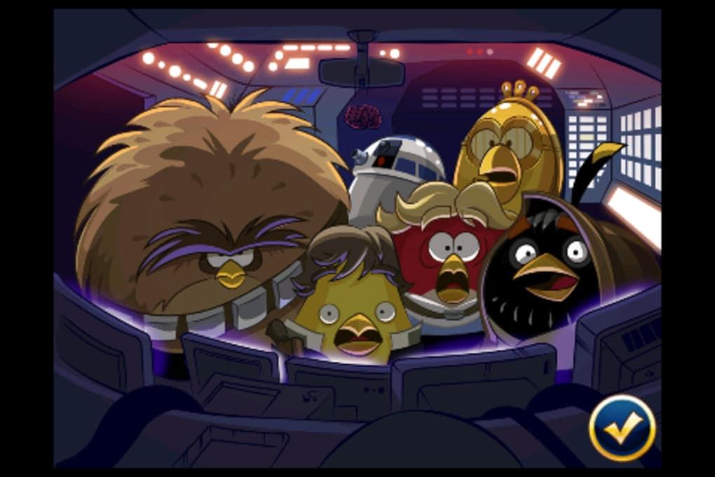 Angry birds star wars hd free para iphone descargar - Angry birds star wars 8 ...