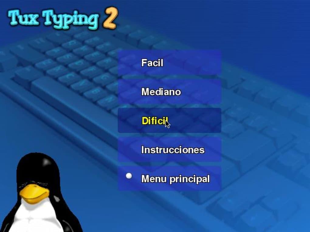 tuxtype 2
