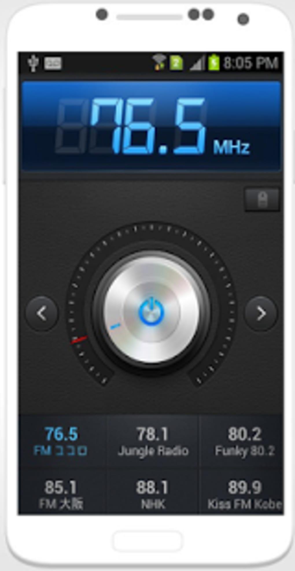 Radio App Offline