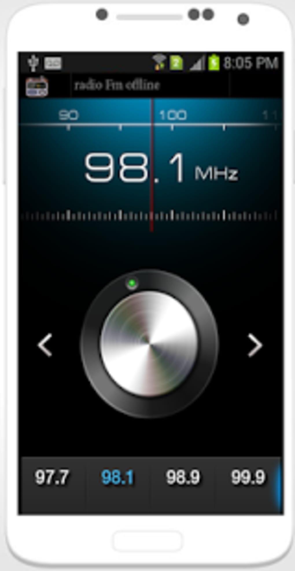 radio fm indonesia offline apk