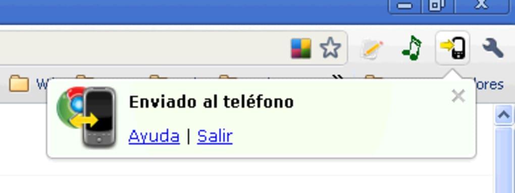 Google Chrome to Phone - Descargar