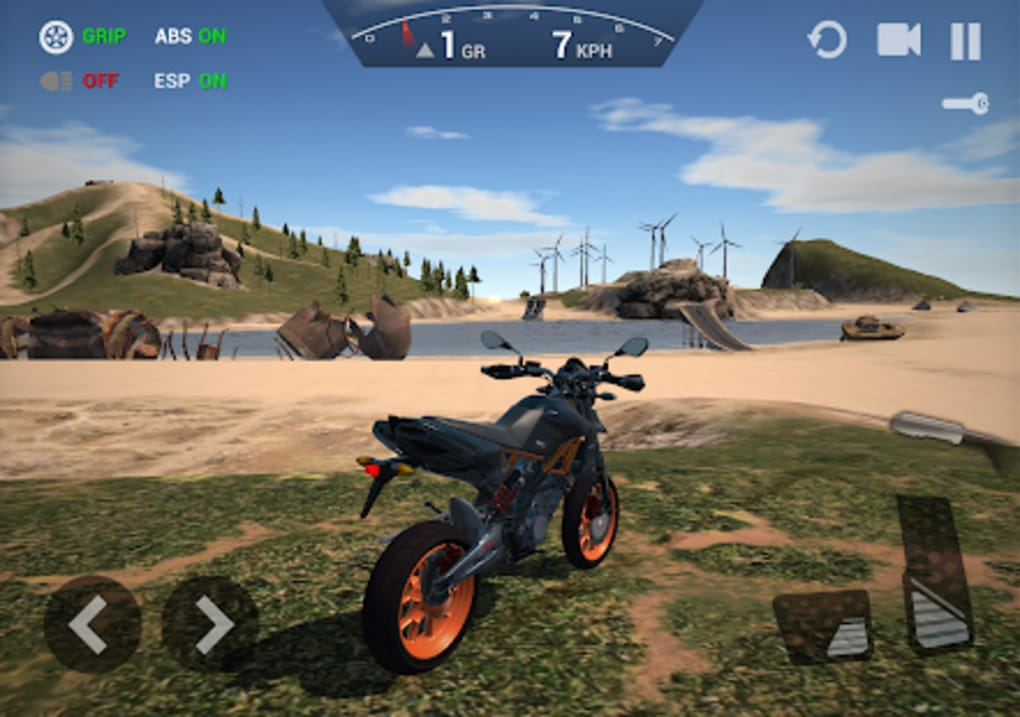 Ultimate Motorcycle Simulator For