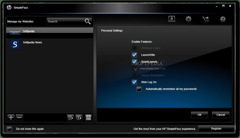 HP Simplepass - Descargar