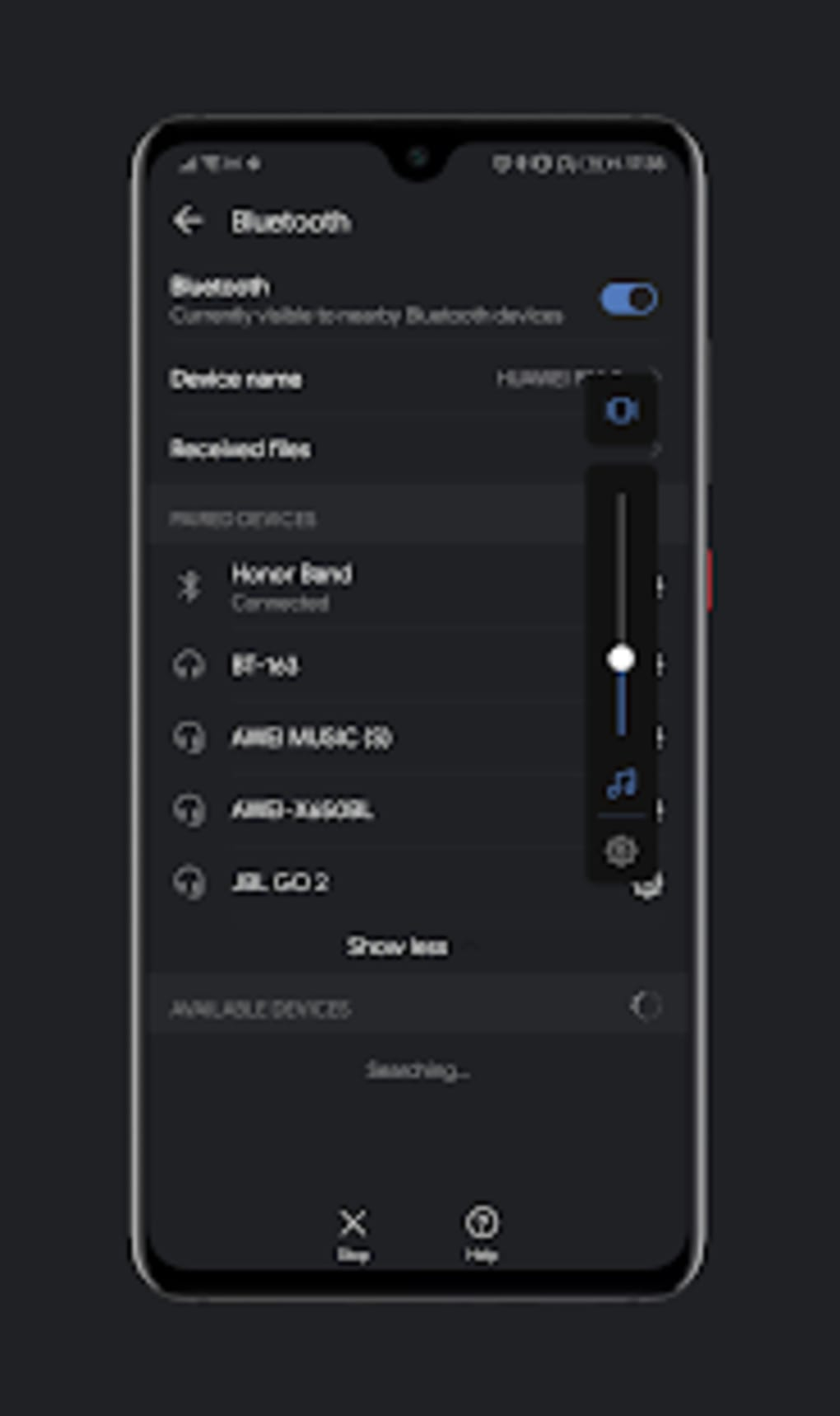 Dark Pie EMUI 9 Theme for Huawei for Android - Download