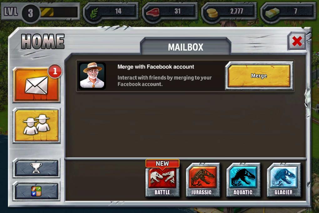 Jurassic park builder pour android t l charger - Jurassic park gratuit ...