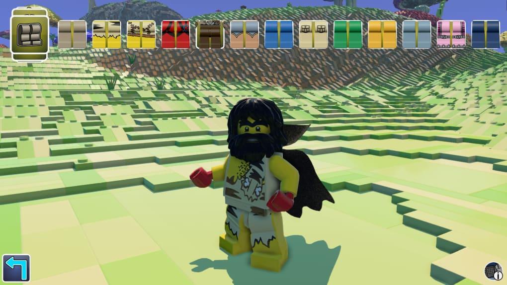 LEGO Worlds Download - Minecraft spiele lego