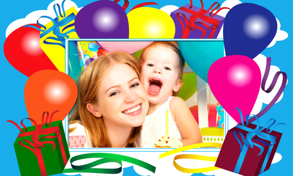Birthday Photo Frames For Android