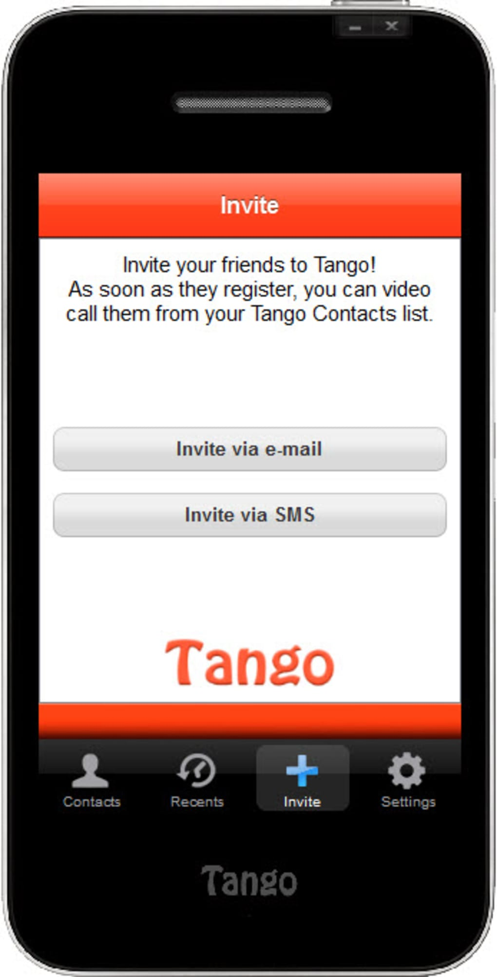 More About Tango