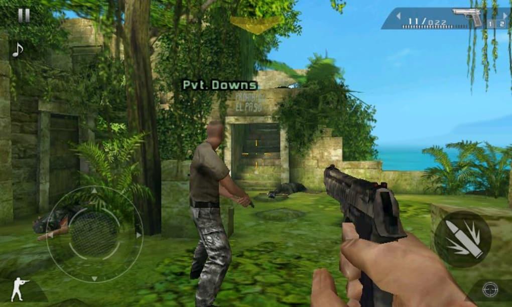 Modern Combat 2: Black Pegasus for Android - Download