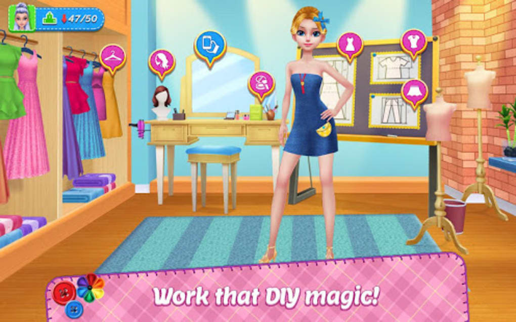 Diy Fashion Star Design Hacks Clothing Game Apk For Android Download