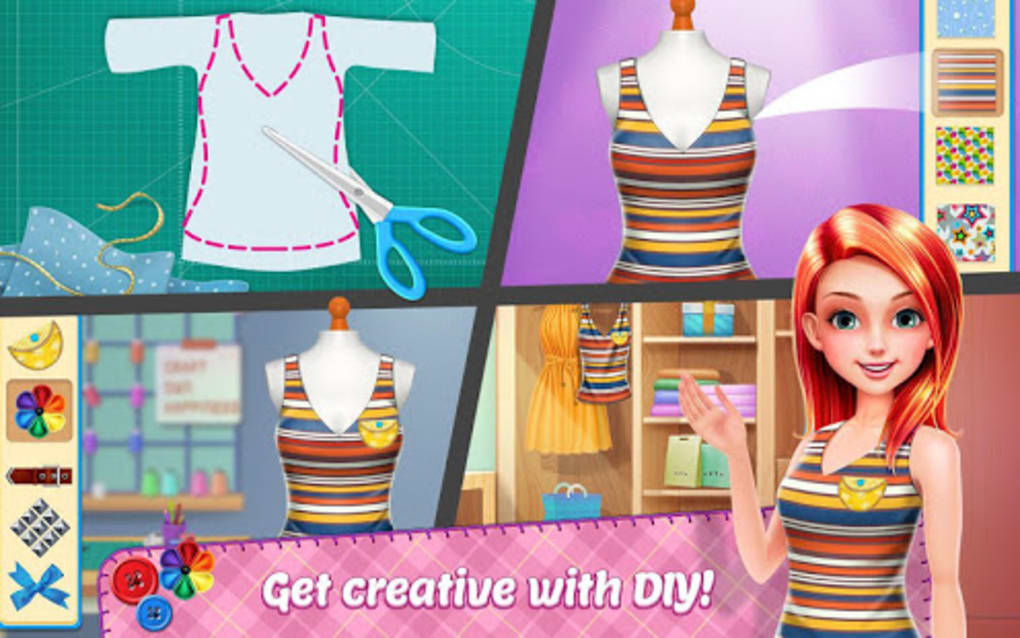 diy fashion star design hacks clothing game for android download