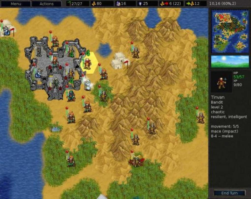 the battle for wesnoth para pc