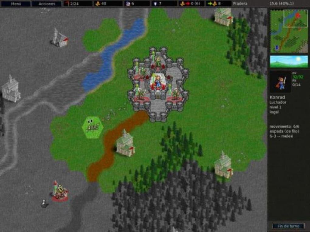 Battle for Wesnoth - Descargar