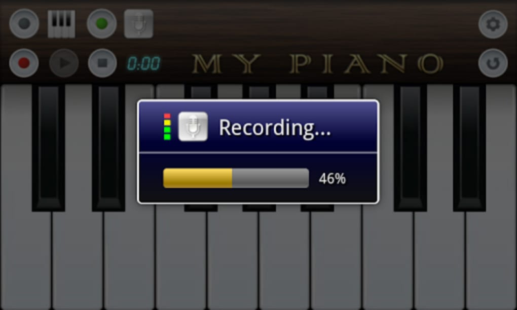 My Piano For Android