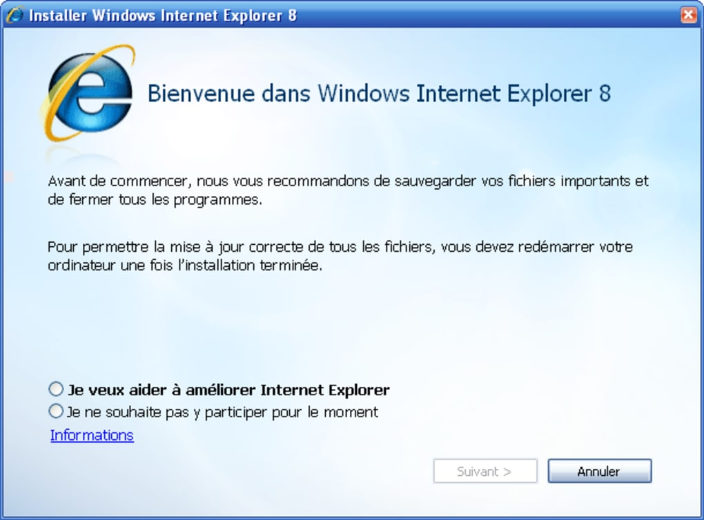 Télécharger internet explorer 9 for windows 7