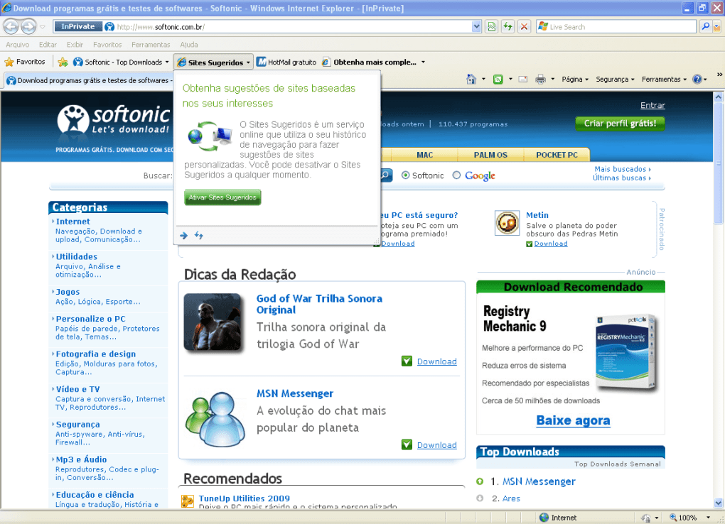 download internet explorer 10 for xp free