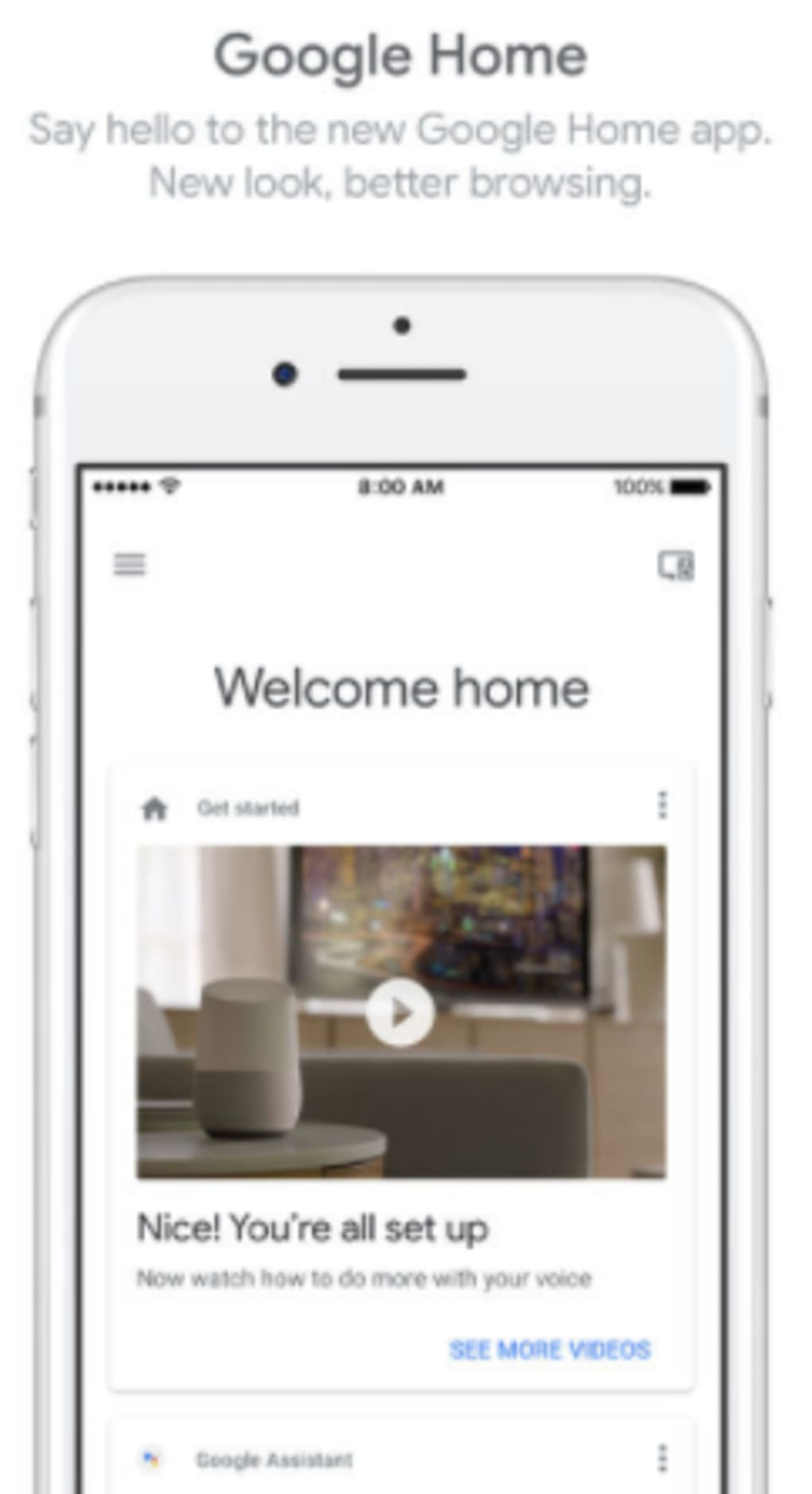 Google Home For Iphone Download