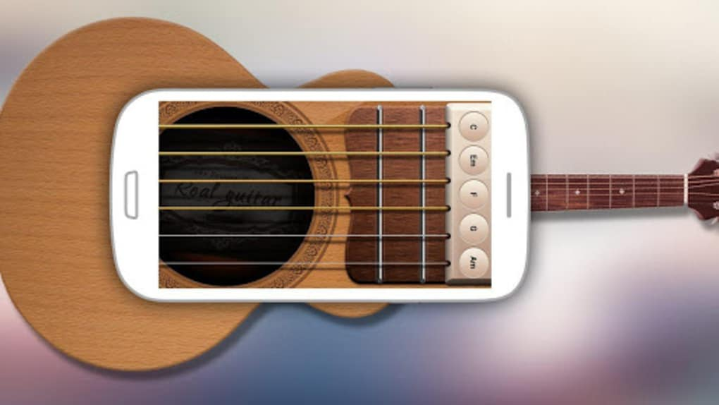 Real Guitar Free for Android - Download