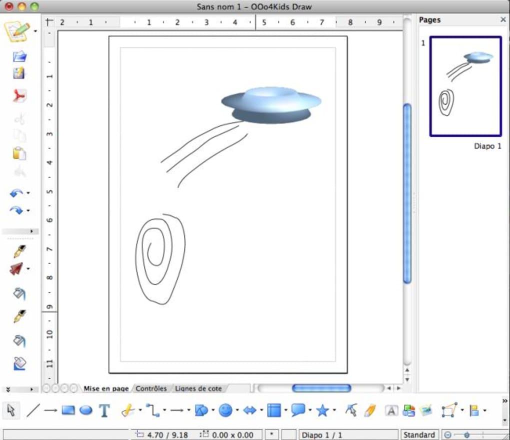 Logiciel de dessin gratuit pour mac os