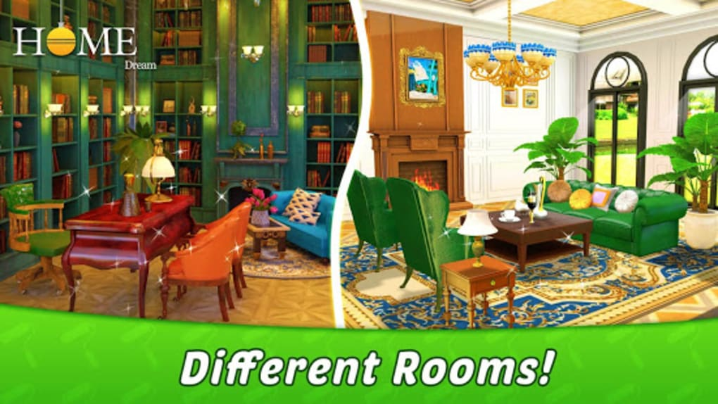 Home Dream: Word Scape Dream Home Design Games for Android
